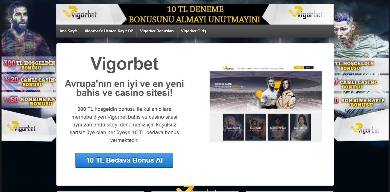 vigorbet