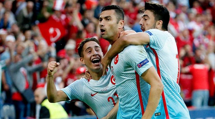 Çek Cumhuriyeti Türkiye Maç Özeti