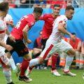 arnavutluk isviçre 0-1 maç özeti