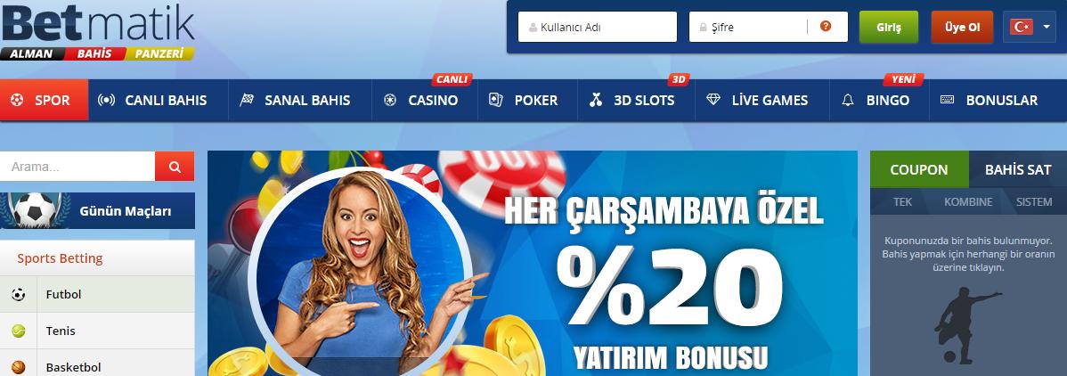 Betmatik Yeni Giriş Adresi – betmatik581.com