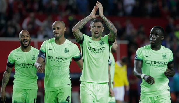 Sevilla Manchester City maç özeti
