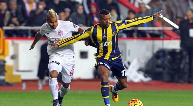 Antalyaspor Fenerbahçe özet