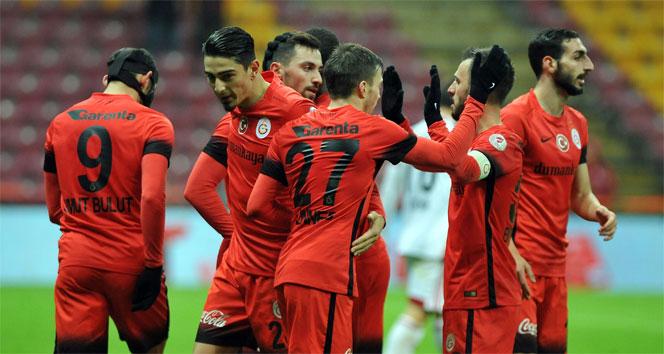 Galatasaray Gaziantepspor maç özeti
