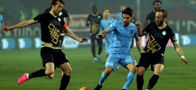 Trabzonspor Osmanlıspor maç özeti