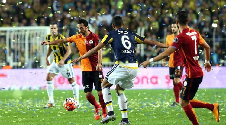 Galatasaray Fenerbahçe derbinin Saati değişti
