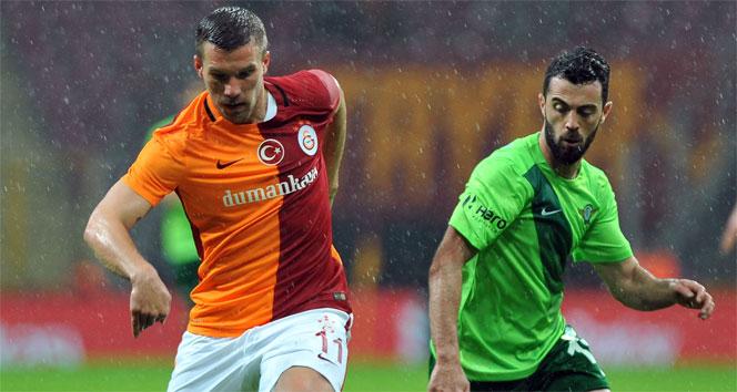 Galatasaray Akhisar Bld. maç özeti