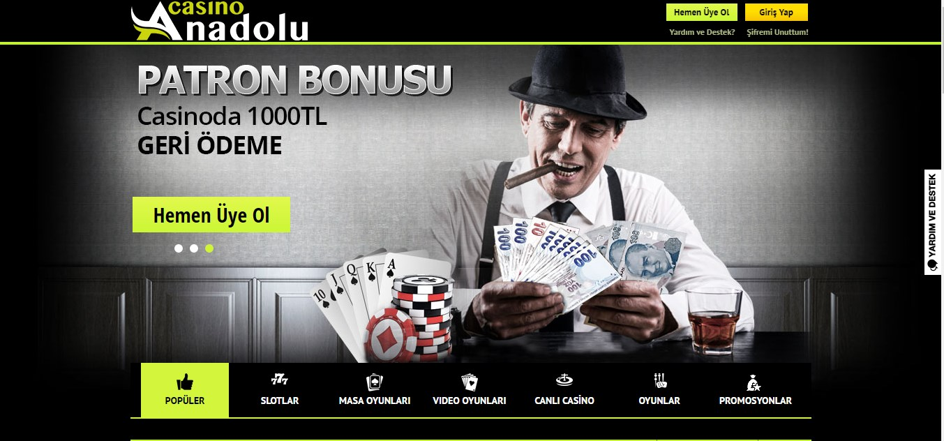 Anadolu Casino Güvenilir Mi
