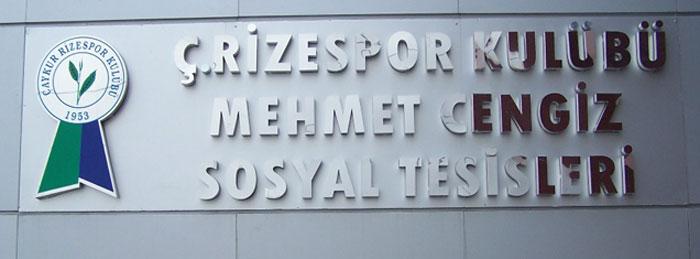 Çaykur Rizespor Kulübü Mehmet Cengiz Sosyal Tesisleri