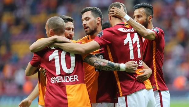 Galatasaray Kayserispor 19 Mayıs Maç Özeti
