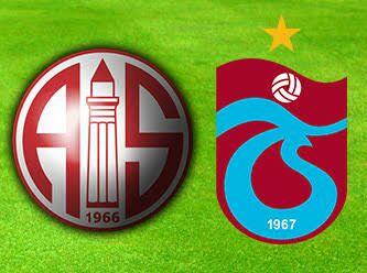 Antalyaspor Trabzonspor 13 Mayıs Maç Tahmini
