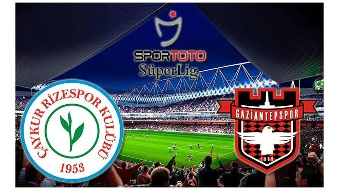 Rizespor Gaziantepspor 14 Mayıs Maç Tahmini