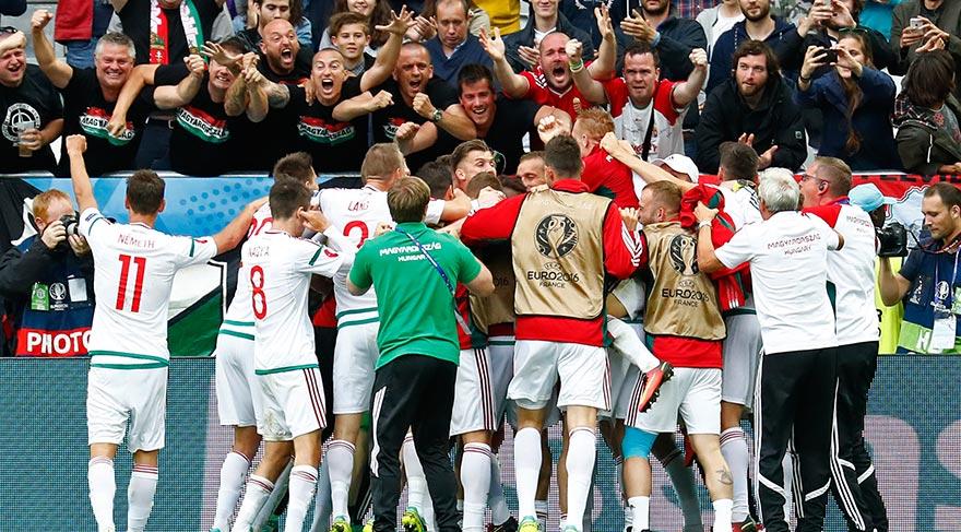 Euro 2016 Avusturya Macaristan Maç Özeti