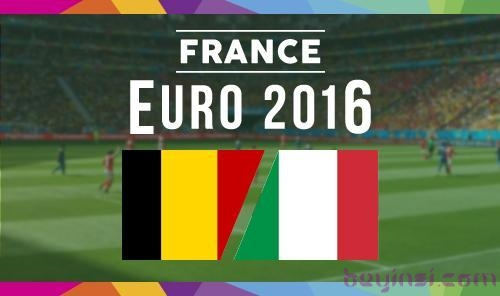 Belçika İtalya 13 Haziran Maç Analizi