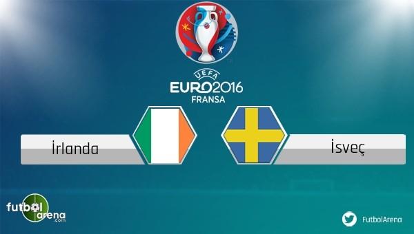 İrlanda İsveç 13 Haziran Maç Analizi