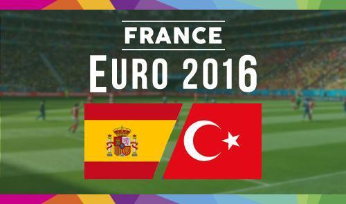 Euro 2016 İspanya Türkiye 17 Haziran Maç Tahmini