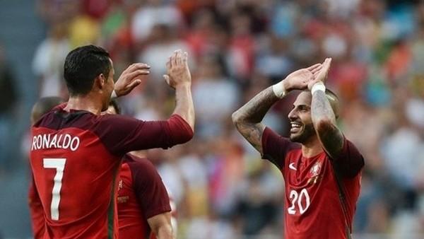 Portekiz Estonya 8 Haziran Maç Özeti