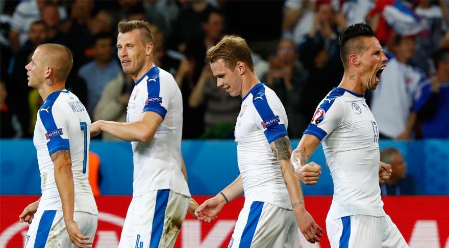 Euro 2016 Rusya Slovakya Maç Özeti