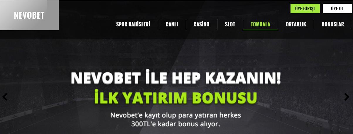 nevobet22