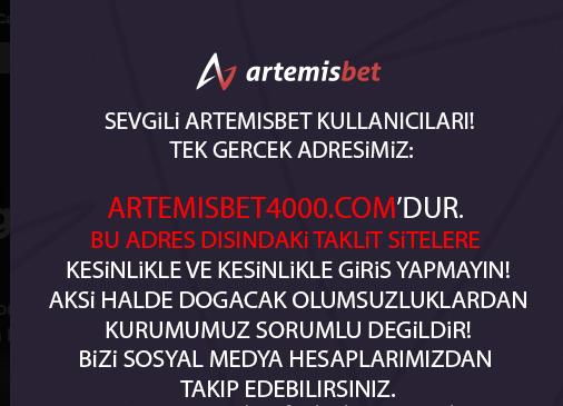 artemisbet4000