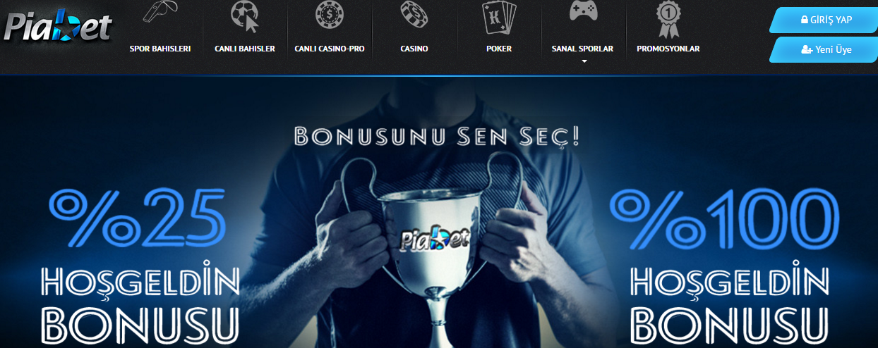 Piabet Yeni Giriş Adresi – piabet673