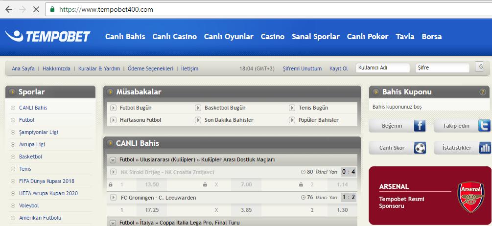 Tempobet Yeni Adresi Tempobet400.com