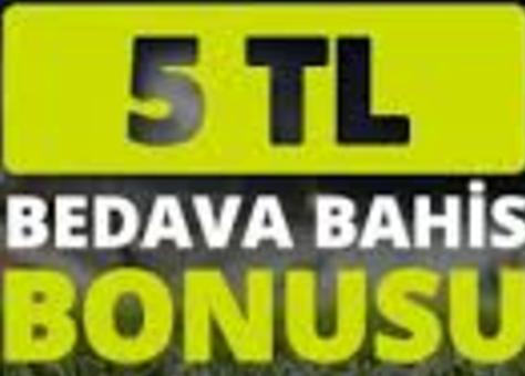 Bedava 5 TL Bonus Veren İddaa Siteleri