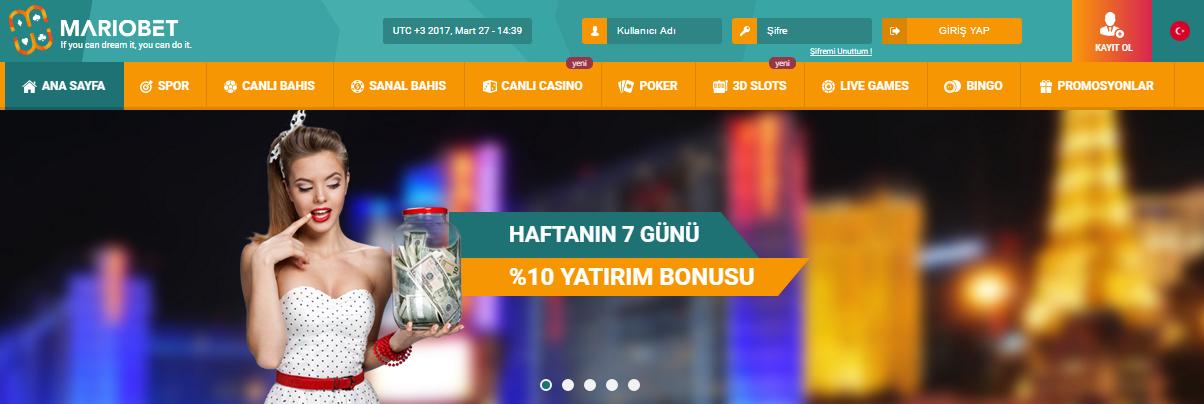 Mariobet200 Yeni Giriş Adresi