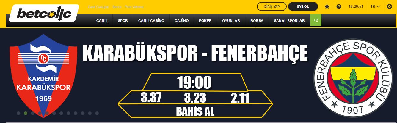 Betcolic40 Yeni Giriş Adresi