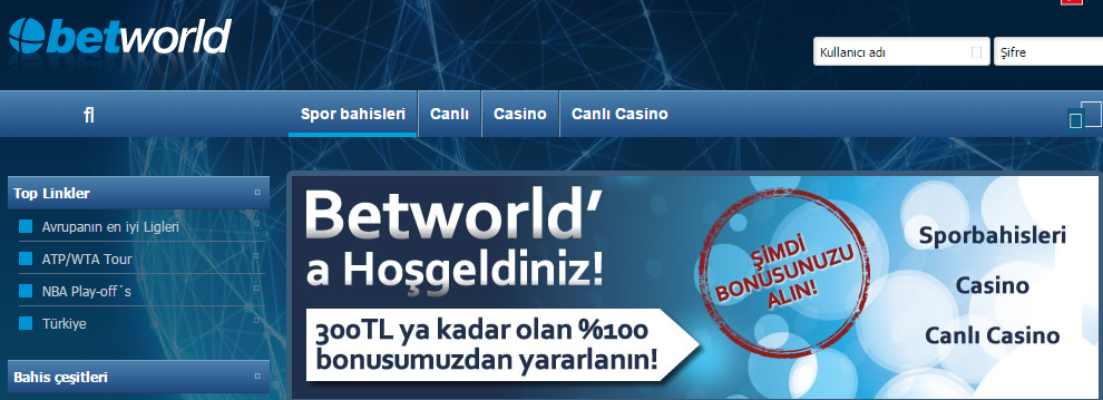 Betworld Yeni Giriş Adresi – betworld8.com