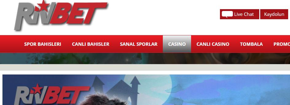 Rivbet Canlı Bahis ve Casino Şirketi