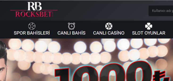 Rocksbet Canlı Bahis ve Casino Şirketi Tanıtımı